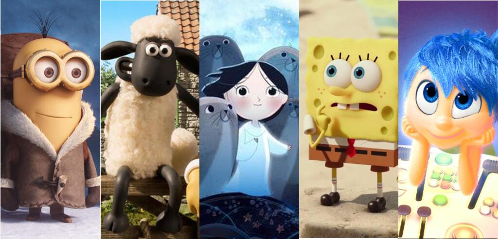Animationsfilme 2015