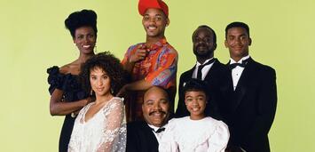 Bild zu:  Der Cast von Der Prinz von Bel-Air