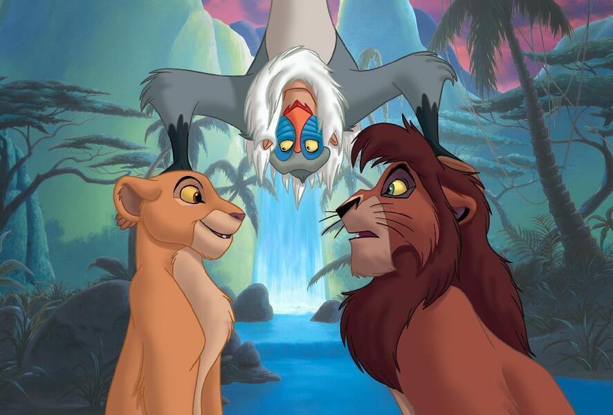 der könig der löwen 2 stream