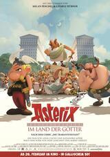 Asterix im Land der Götter - Poster