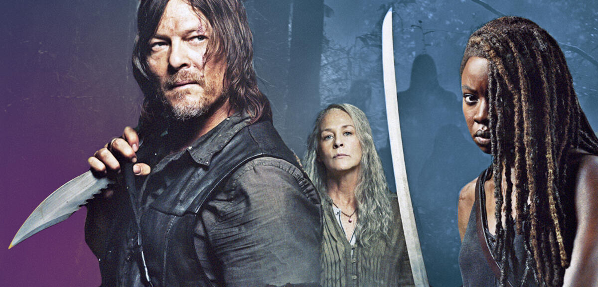 wann kommt the walking dead staffel 8 auf netflix