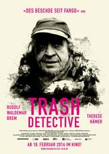Trash Detective - Poster