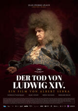 Der Tod von Ludwig XIV. - Poster