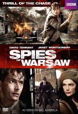 Die Spione von Warschau - Poster