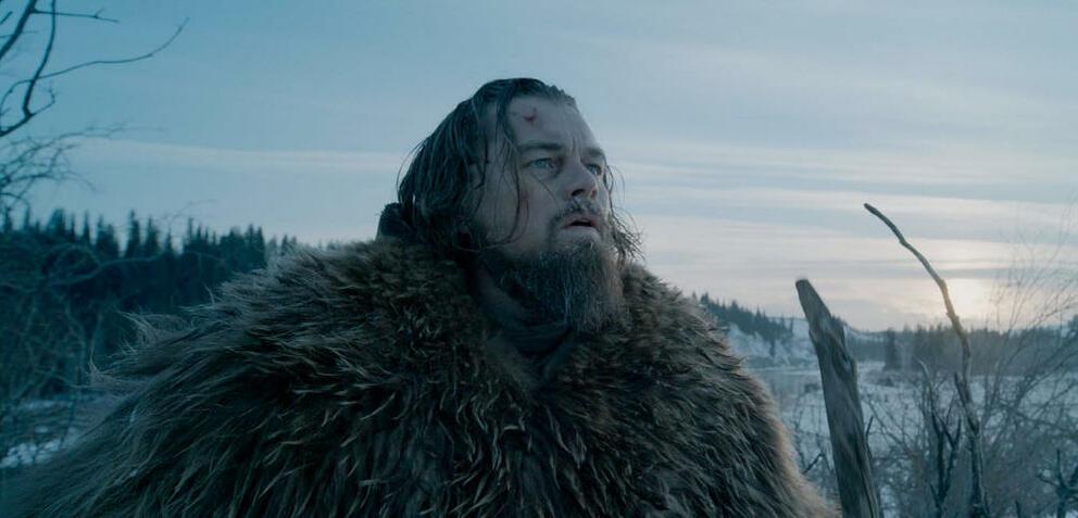 Leonardo DiCaprio in The Revenant - Der Rückkehrer