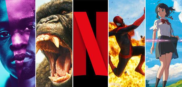 Neu bei Netflix im Februar 2019