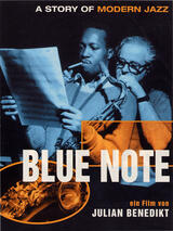 Blue Note - A Story of Modern Jazz - Poster