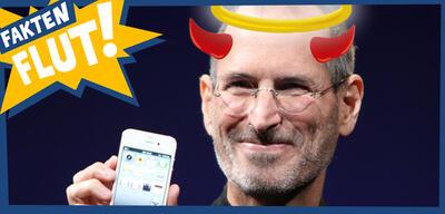 Faktenflut zu Steve Jobs und Apple