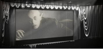 Bild zu:  Nosferatu gespielt von Max Schreck war einer der ersten Vampire
