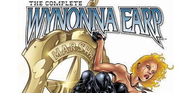 Der Wynonna Earp-Comic