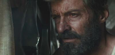 Logan mit Hugh Jackman als altem Wolverine