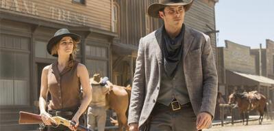 Westworld mitJames Marsden als Teddy