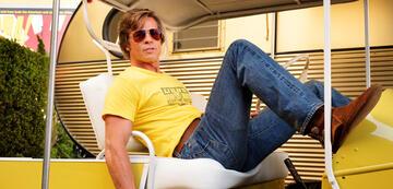 Once Upon a Time ... in Hollywood: Jetzt ganz lässig bleiben, Mr. Pitt
