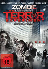 Zombie - The Terror Experiment - Poster