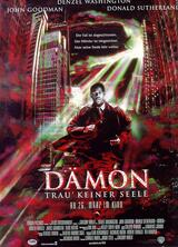 Dämon - Poster