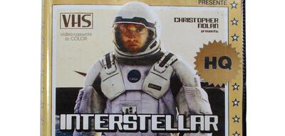 Interstellar - Jetzt auf VHS!