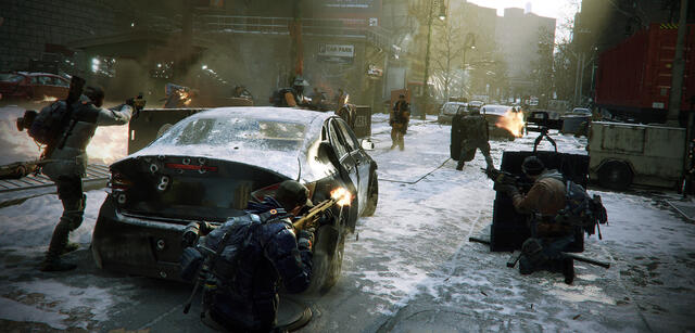 Bild zu The Division — So anarchisch ging es in der Closed Beta zu