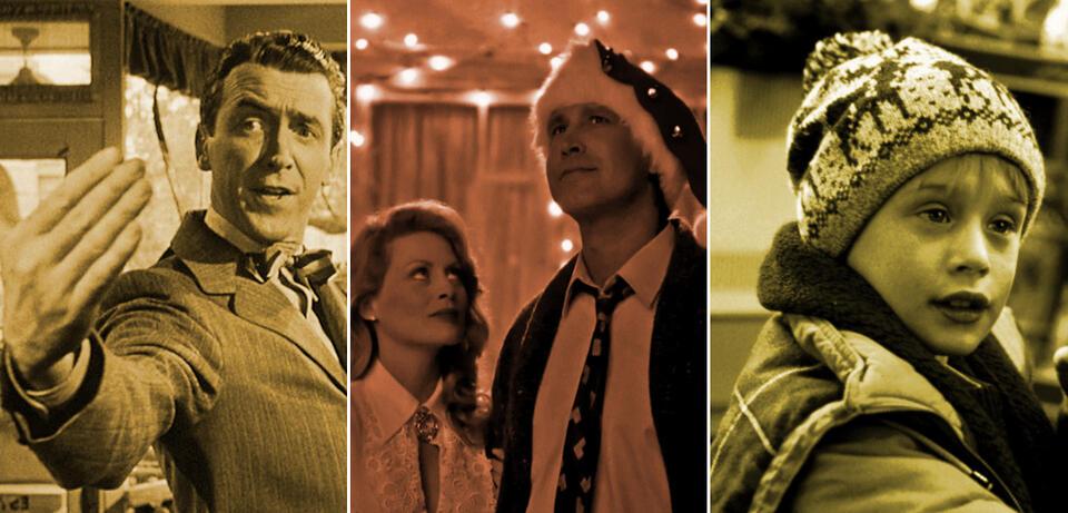 Die Top 24 der Weihnachtsfilme