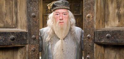 Michael Gambon als Albus Dumbledore in Harry Potter