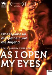 Kaum öffne ich die Augen