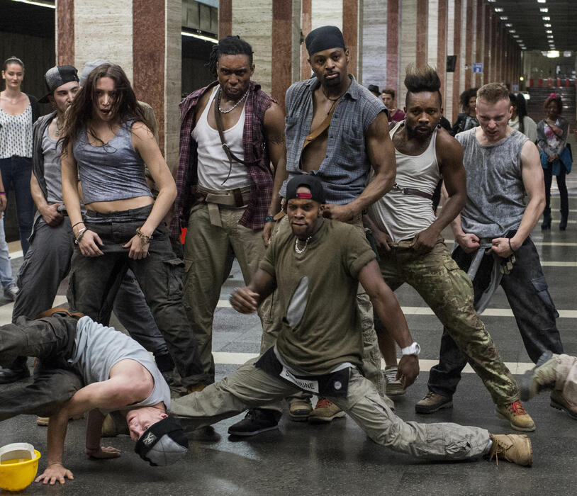 Streetdance: New York Besetzung