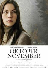 Oktober November - Poster