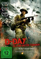 D-Day - Allein unter Feinden - Poster