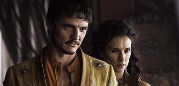 Pedro Pascal als Prinz Oberyn Martell von Dorne in Game of Thrones