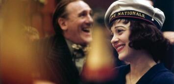 Bild zu:  Marion Cotillard  in La vie en Rose