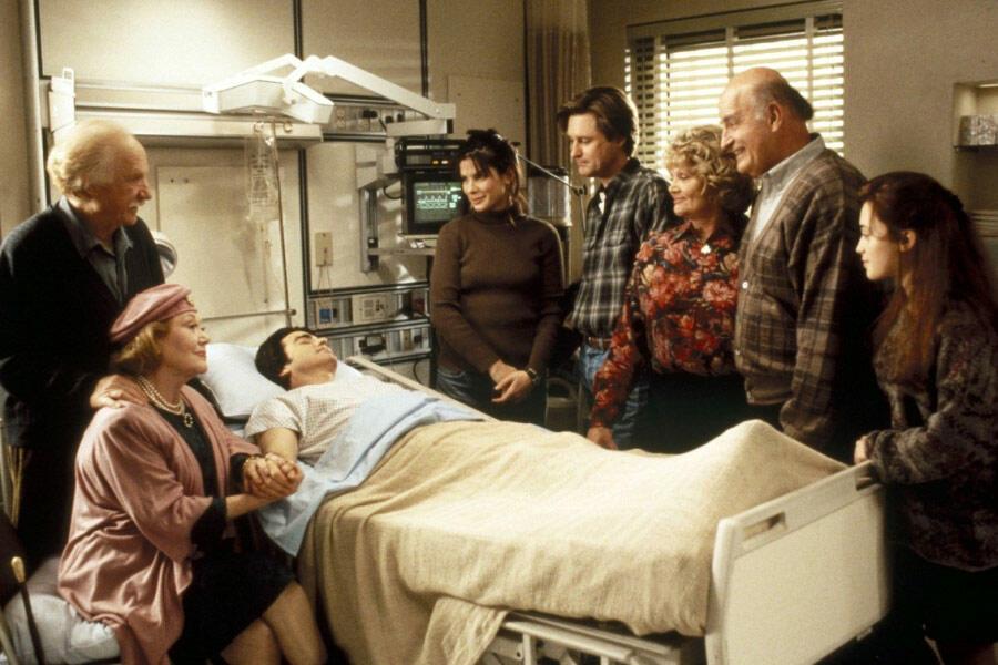 Während Du schliefst mit Sandra Bullock, Bill Pullman und Peter Gallagher