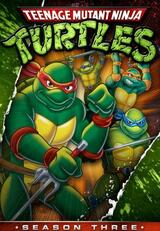 Teenage Mutant Hero Turtles - Staffel 3 - Poster