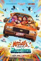 Die Mitchells gegen die Maschinen - Poster