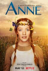 Anne with an E - Staffel 1 - Poster