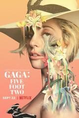 Gaga: Five Foot Two - Poster