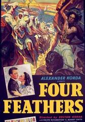 Vier Federn