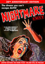 Nightmare in a Damaged Brain - Poster