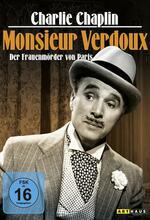 Monsieur Verdoux - Der Frauenmörder von Paris Poster