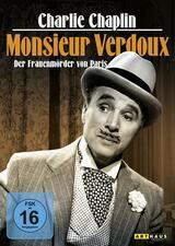 Monsieur Verdoux - Der Frauenmörder von Paris - Poster