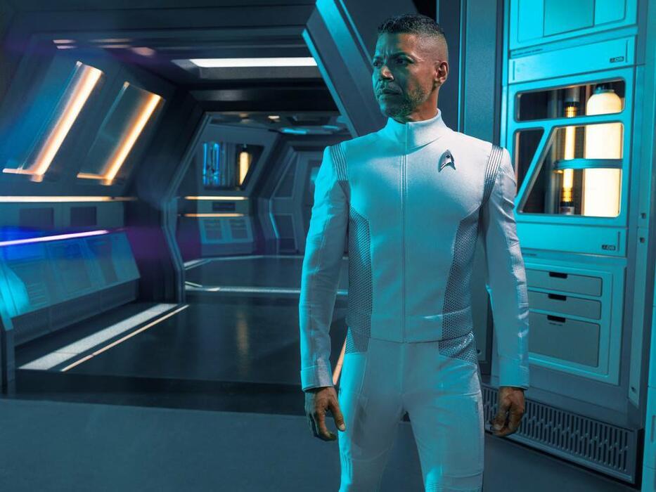Star Trek: Discovery - Staffel 2 mit Wilson Cruz