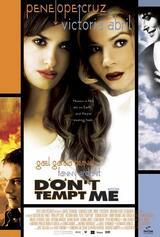Don't Tempt Me - Poster