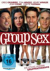 Group Sex - Die etwas andere Gruppentherapie - Poster