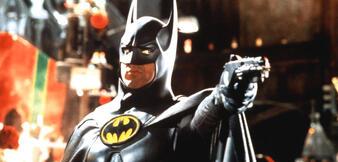 Michael Keaton als Batman in Batman (1989)
