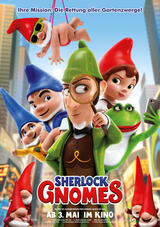Sherlock Gnomes - Poster