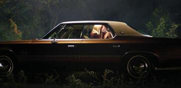 Genrekonventionen: Lover's Lane und Sex im Auto.