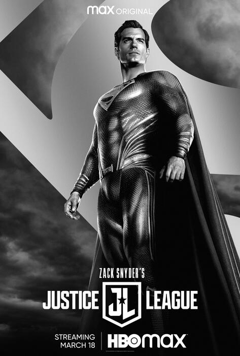 Zack Snyder's Justice League mit Henry Cavill