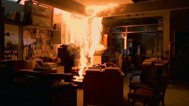 Akte X - Die unheimlichen Fälle des FBI - Staffel 5