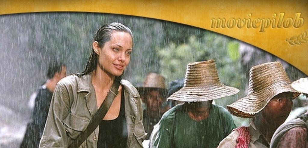 Angelina Jolie in Jenseits aller Grenzen