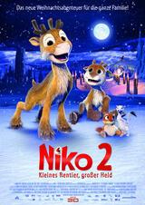 Niko 2 - Kleines Rentier, großer Held - Poster