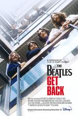 The Beatles: Get Back - Poster