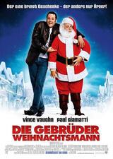 Die Gebrüder Weihnachtsmann - Poster
